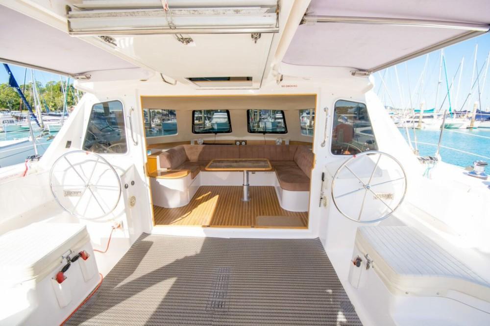 Location bateau Seawind Seawind 1160 à Airlie Beach sur Samboat