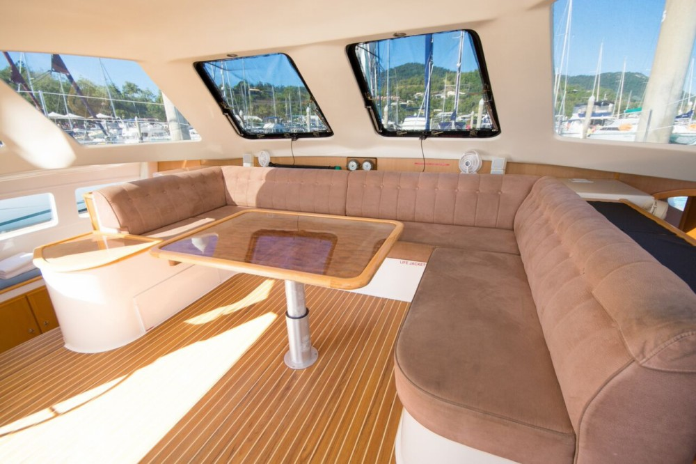 Location yacht à Airlie Beach - Seawind Seawind 1160 sur SamBoat