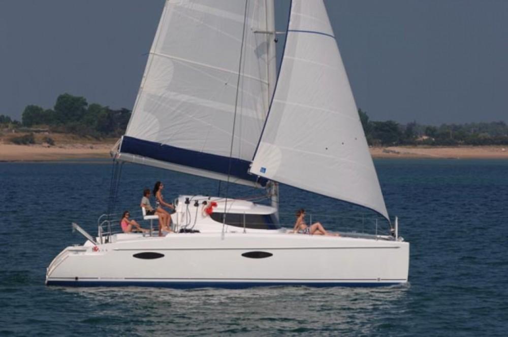 Location Catamaran à Airlie Beach - Fountaine Pajot Mahe 36 Evolution