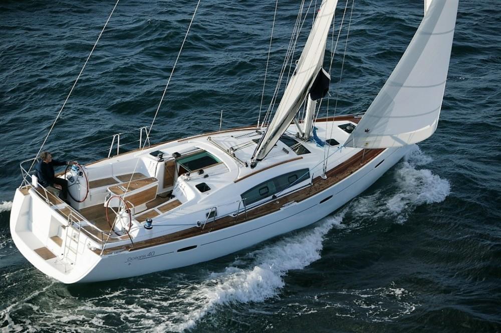 Location yacht à Athènes - Bénéteau Oceanis 40 sur SamBoat