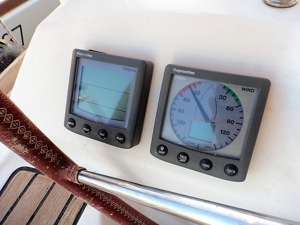 Louer Voilier avec ou sans skipper Bénéteau à Athènes