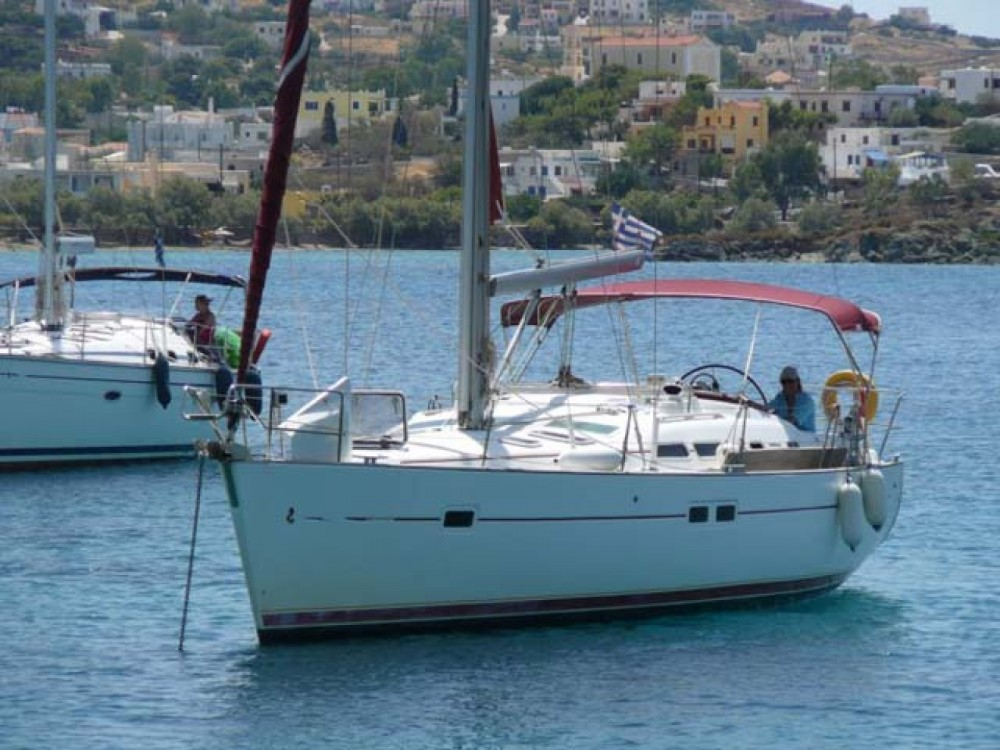 Louer Voilier avec ou sans skipper Bénéteau à Corfou