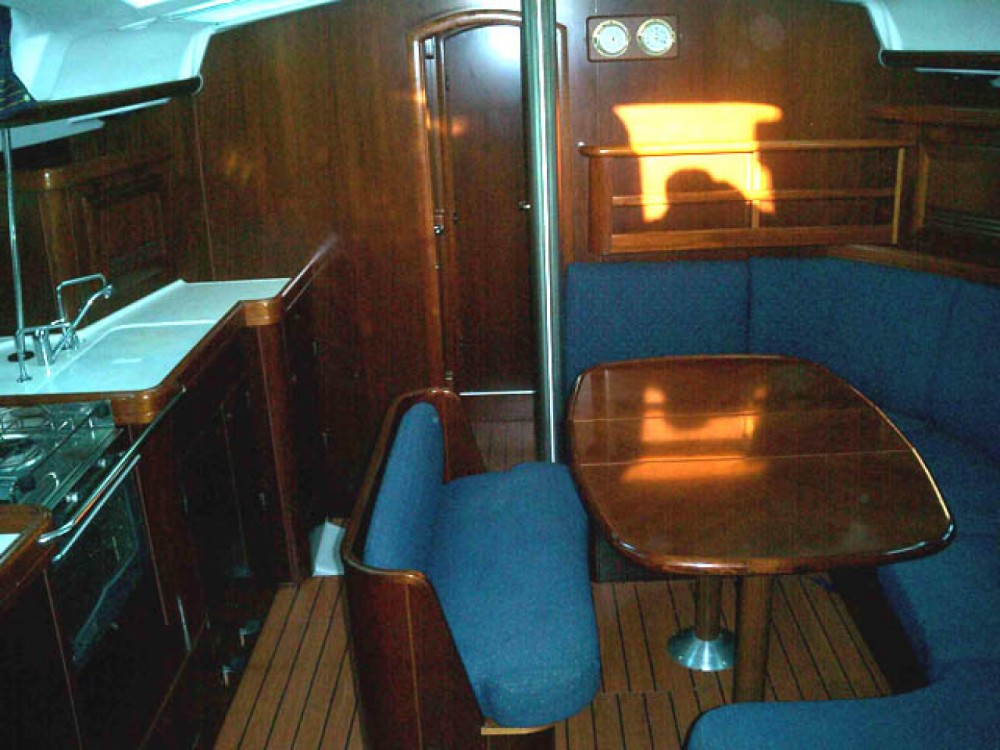 Location yacht à Corfou - Bénéteau Oceanis 423 sur SamBoat