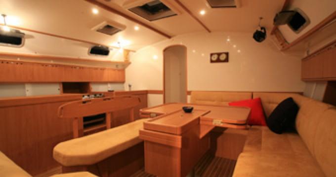 Poncin Yachts Harmony 52 entre particuliers et professionnel à Papeete