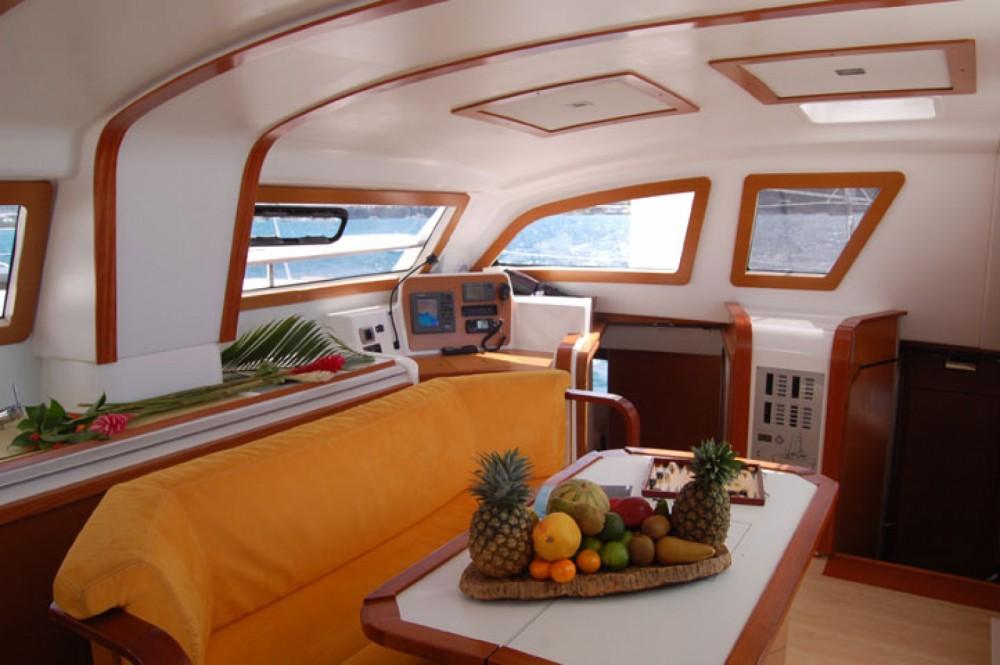 Location bateau Papeete pas cher Catana 41 Ocean Class