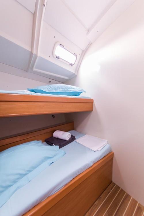 Poncin Yachts Harmony 47 entre particuliers et professionnel à Trogir