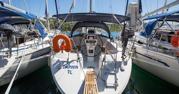 Poncin Yachts Harmony 34 entre particuliers et professionnel à Cos