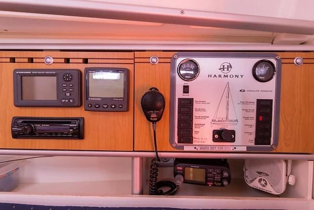 Louez un Poncin Yachts Harmony 34 à Cos