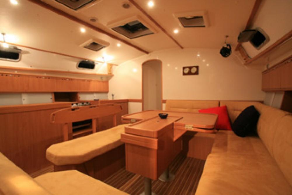 Poncin Yachts Harmony 52 entre particuliers et professionnel à Dubrovnik