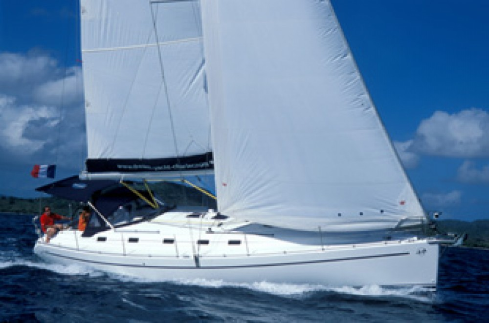 Hire Sailboat with or without skipper Poncin Yachts Trogir