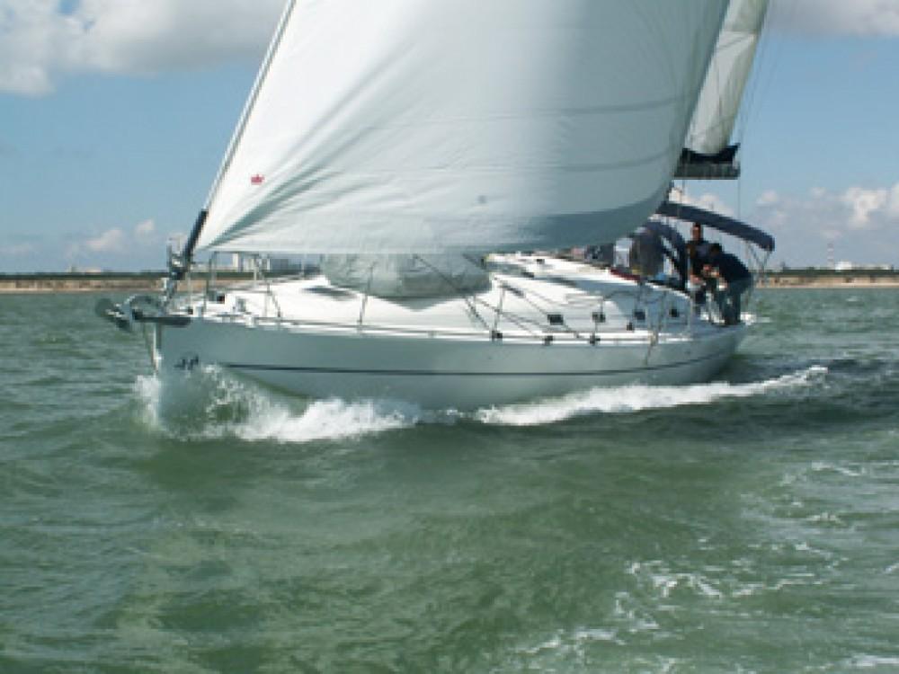 Boat rental Poncin Yachts Harmony 52 in Trogir on Samboat