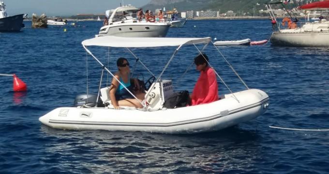 Alquiler de barcos Torroella de Montgrí barato de Yachtline 380