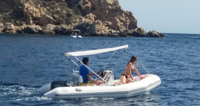 Zodiac Yachtline 380 entre particulares y profesional Torroella de Montgrí