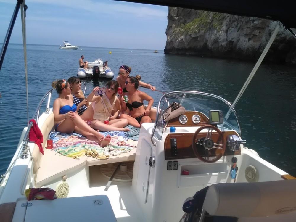 Jachthuur in Torroella de Montgrí - Marinello Eden 22 via SamBoat