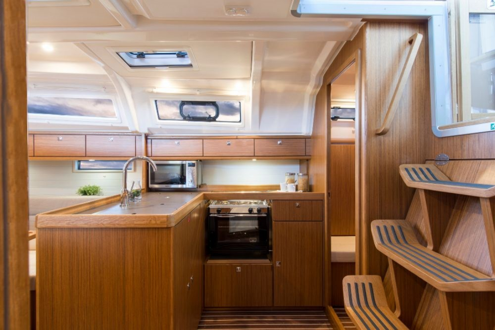 Location yacht à Marina Punat - Bavaria Cruiser 37 sur SamBoat