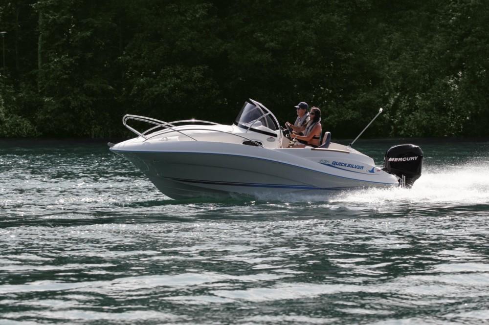 Louez un Balt-Yacht QUICKSILVER à Sainte Eulalie-en-Born