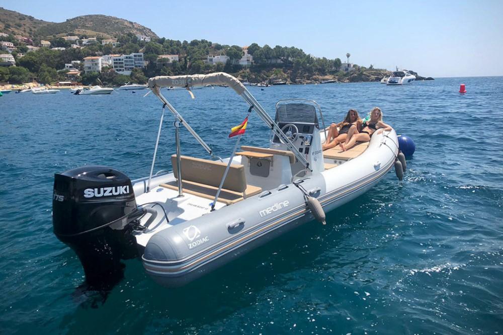 Location bateau Marseille pas cher Medline 660