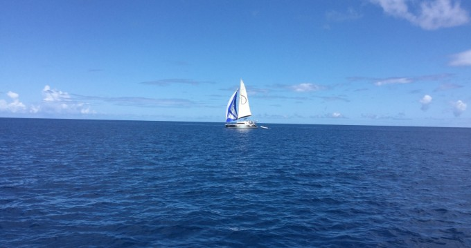 Louer Catamaran avec ou sans skipper Lagoon à Bouillante
