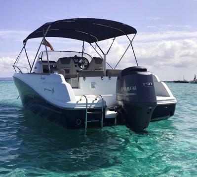 Location bateau Ibiza (Ville) pas cher Cap Camarat 6.5 WA