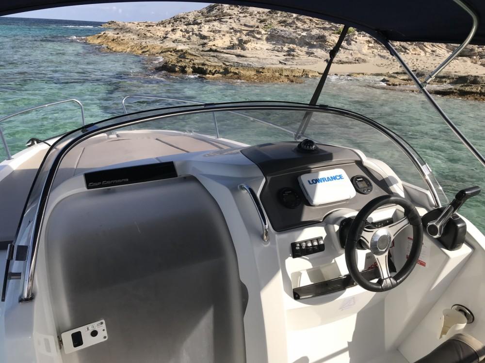 Alquiler de barcos Marina Botafoch barato de Cap Camarat 6.5 WA
