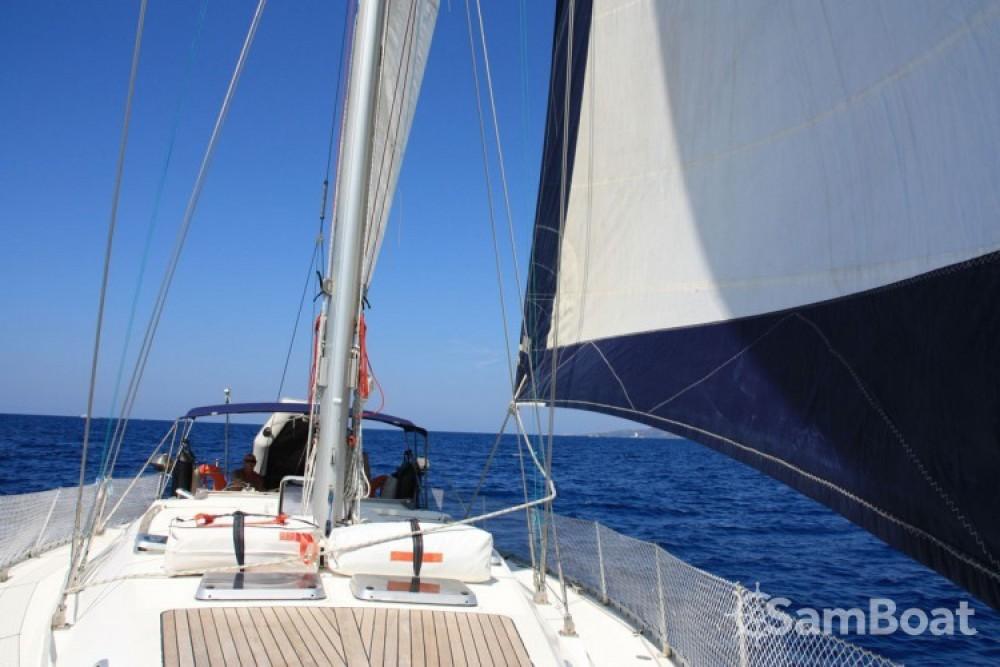 Jachthuur in Ajaccio - Atlantic Atlantic 49 via SamBoat
