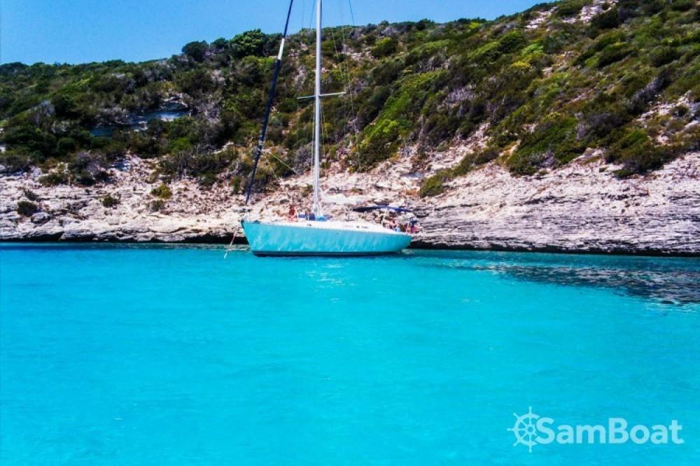 Huur Zeilboot met of zonder schipper Atlantic in Ajaccio