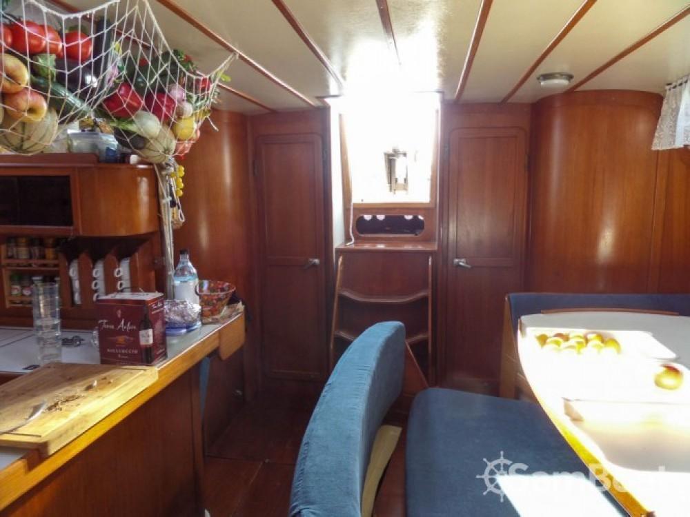 Rental Sailboat in Ajaccio - Atlantic Atlantic 49