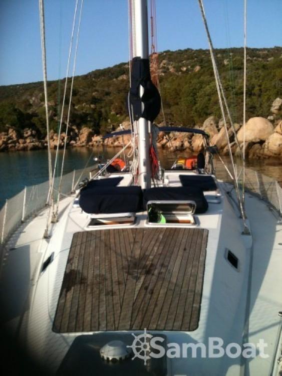 Boat rental Ajaccio cheap Atlantic 49