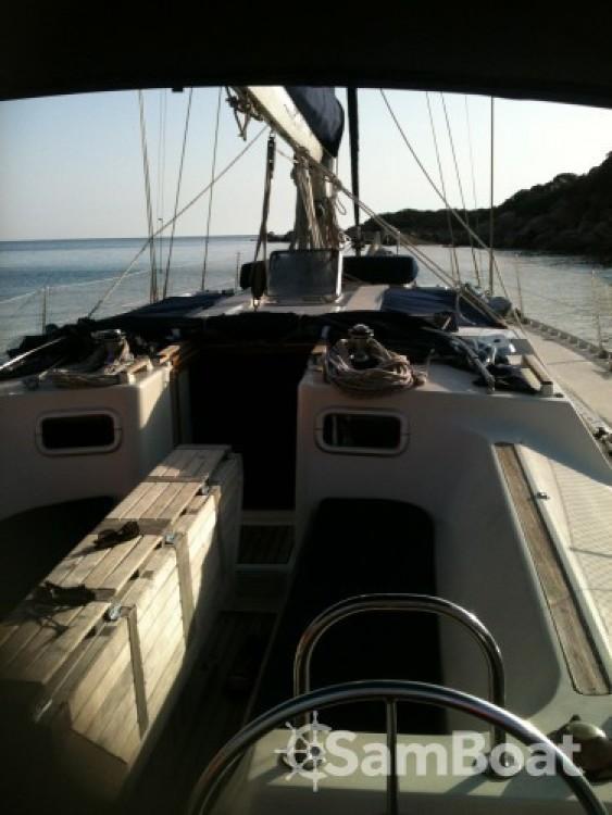 Bootverhuur Ajaccio goedkoop Atlantic 49