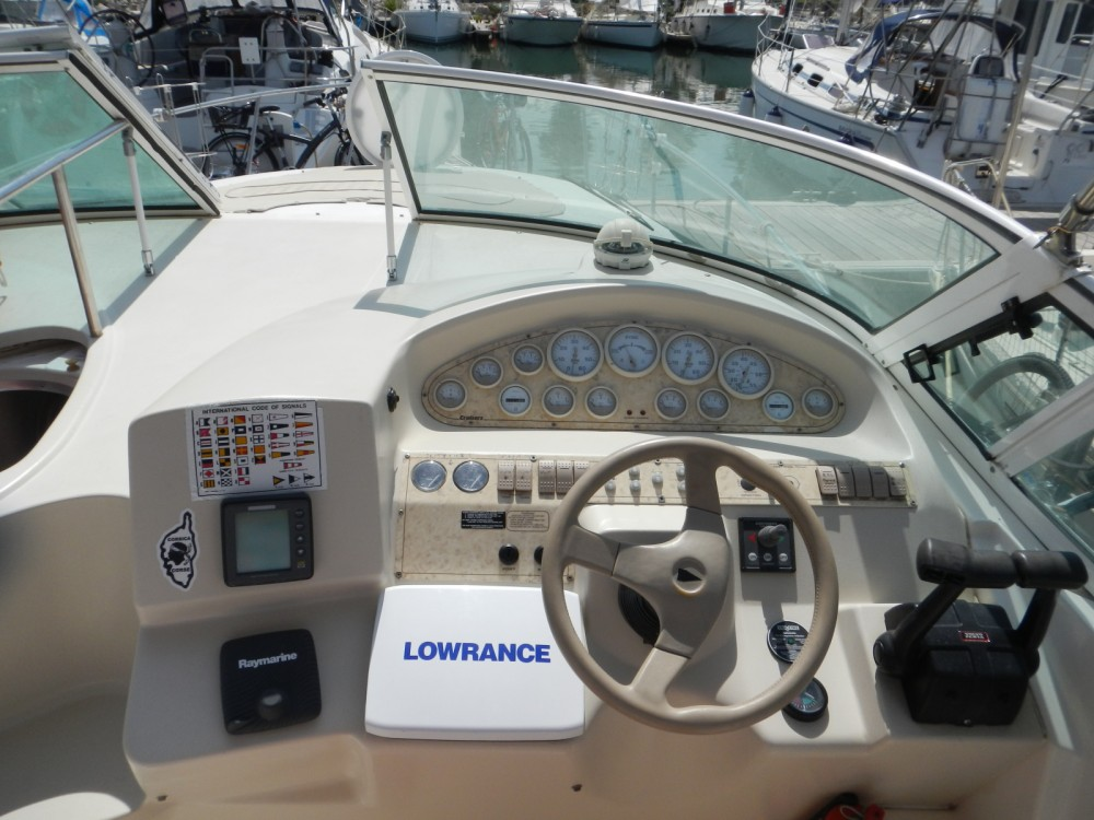 Louez un Cruiser Yatch 3075 à Propriano