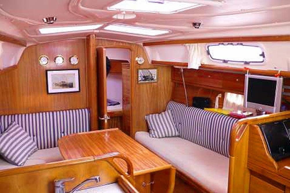Yacht-Charter in Saint-Mandrier-sur-Mer - Bavaria Bavaria 32 auf SamBoat