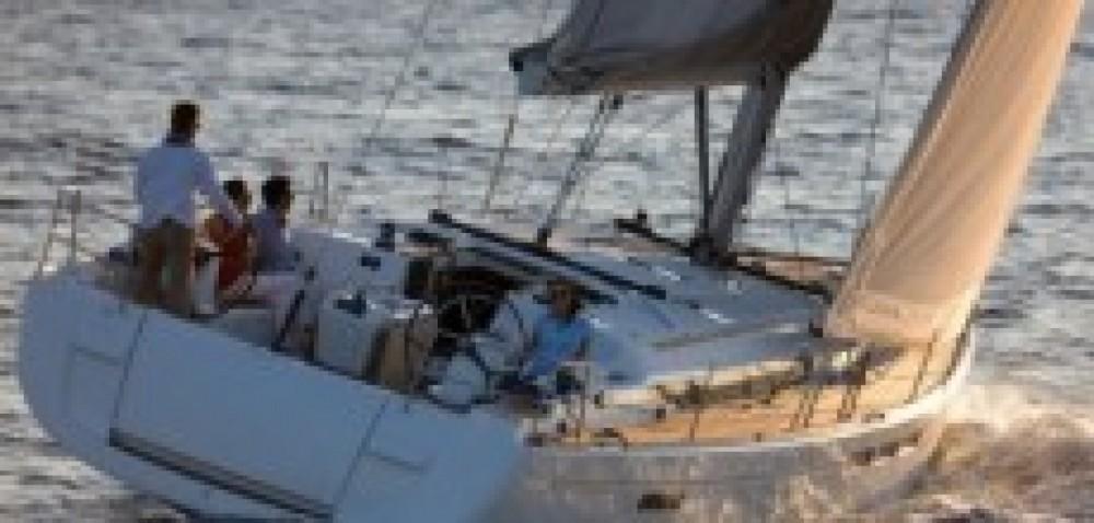 Jeanneau Sun Odyssey 509 entre particuliers et professionnel à Trogir