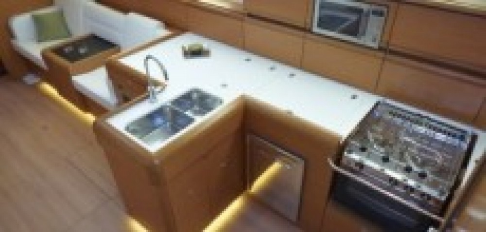Location yacht à Trogir - Jeanneau Sun Odyssey 509 sur SamBoat