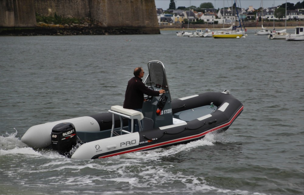 Zodiac Pro 5.5 between personal and professional Lorient