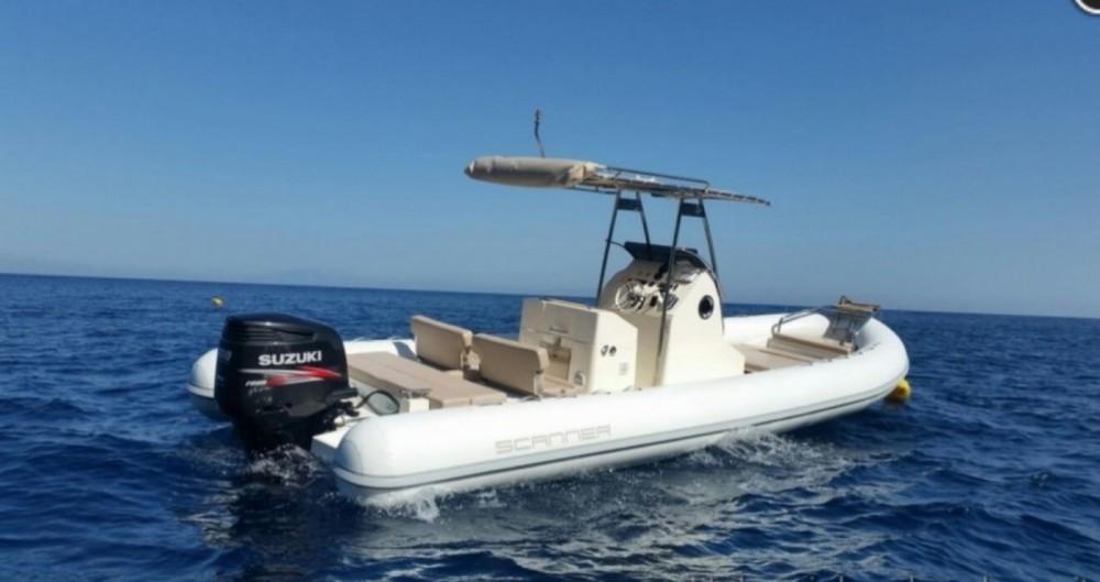 Jachthuur in Salerno - Scanner Scanner 800 D via SamBoat
