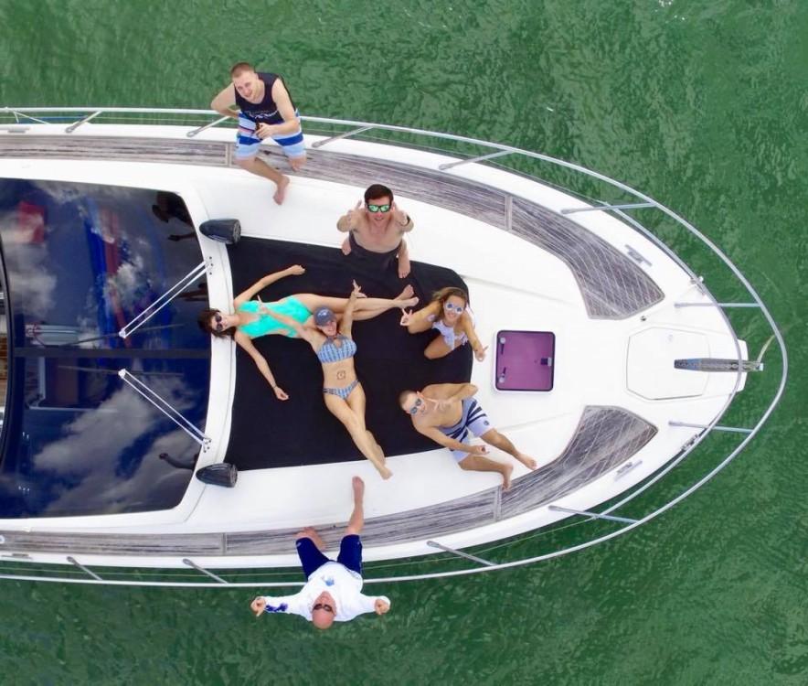 Location Yacht à Miami - Azimut Atlantis 44