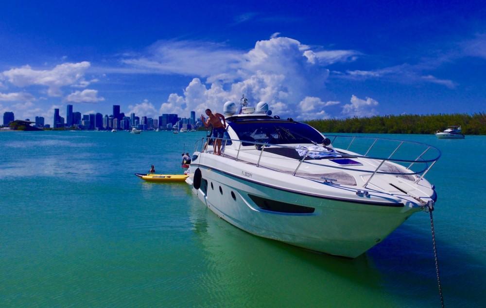 Location yacht à Miami - Azimut Atlantis 44 sur SamBoat