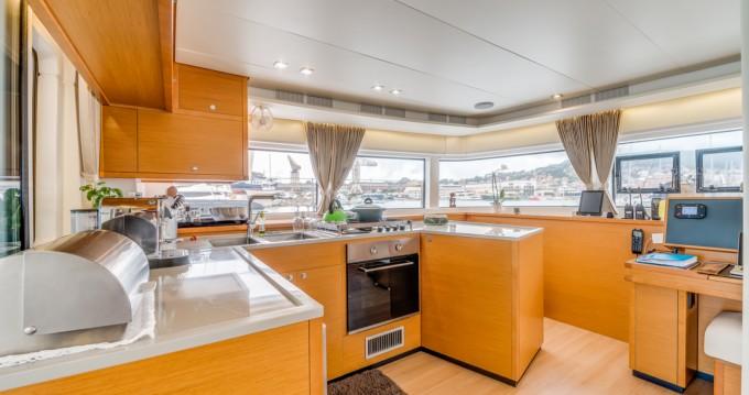 Location yacht à Barcelone - Lagoon Lagoon 52 F sur SamBoat