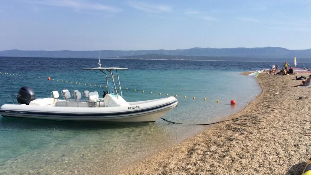Schlauchboot mieten in Split - kanula lolivul