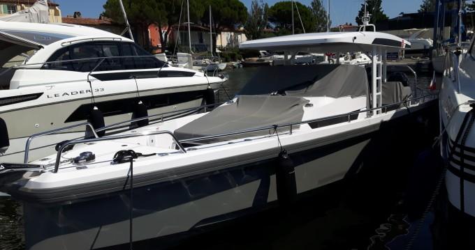 Location yacht à Port Grimaud - Axopar 37 ST sur SamBoat