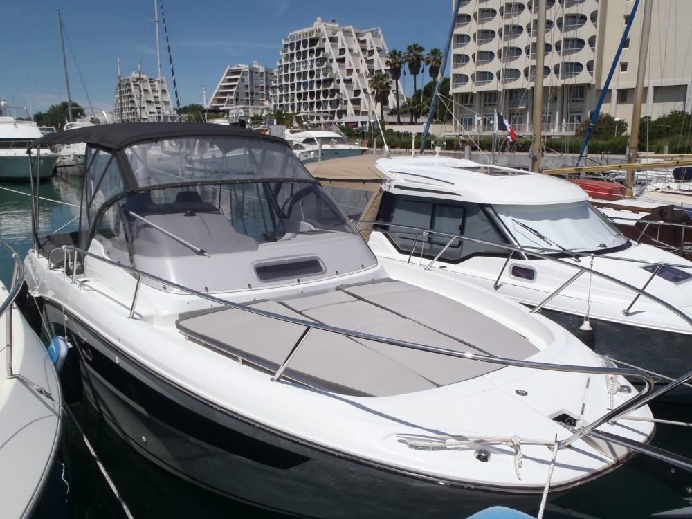 Location yacht à Six-Fours-les-Plages - Jeanneau Cap Camarat 9.0 WA sur SamBoat
