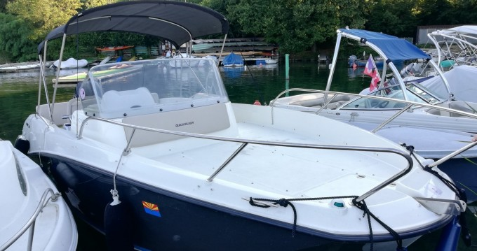 Location yacht à Excenevex - Quicksilver Activ 675 Sundeck sur SamBoat
