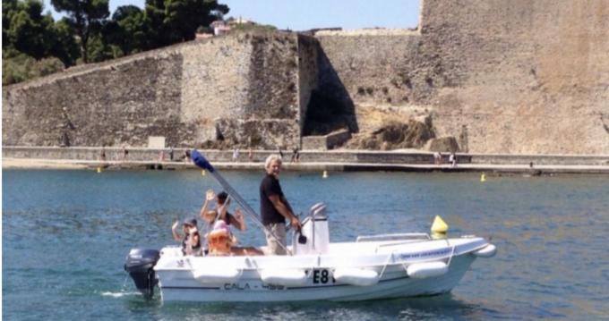 Location Bateau à moteur à Collioure - Dipol Class Cala 450