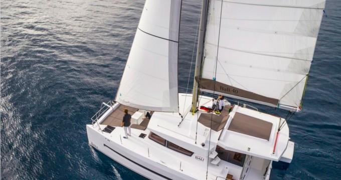 Location Catamaran à Port-Vendres - Catana Rina