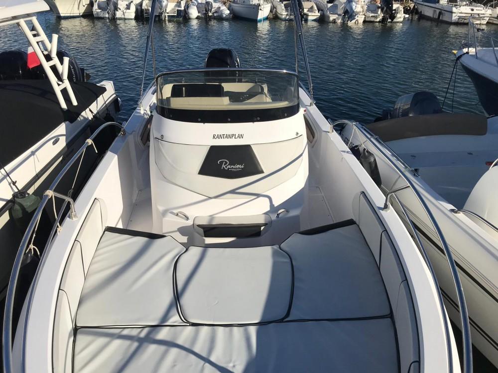 Location bateau Ranieri Voyager 26 S à Bandol sur Samboat