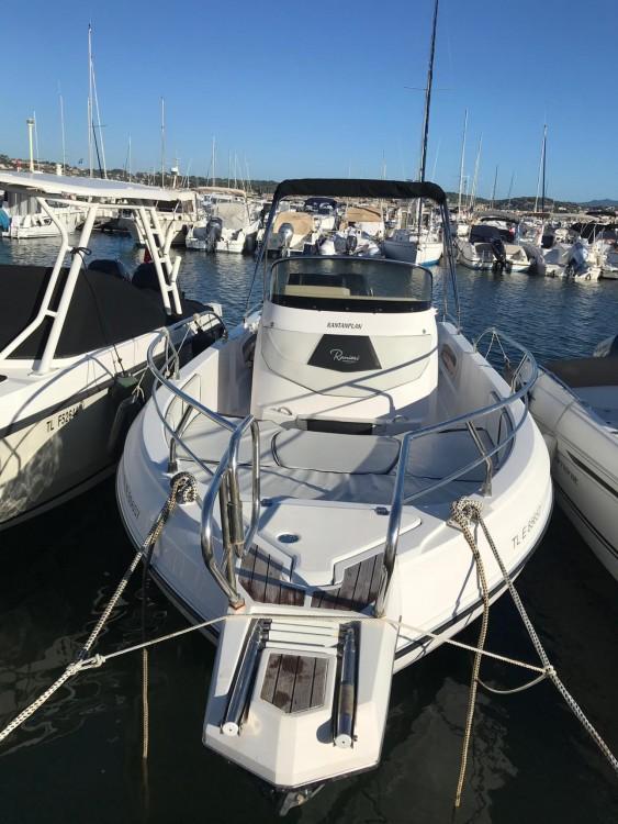 Location bateau Bandol pas cher Voyager 26 S