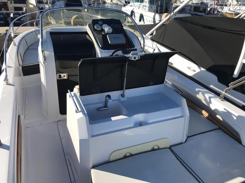 Location yacht à Bandol - Ranieri Voyager 26 S sur SamBoat
