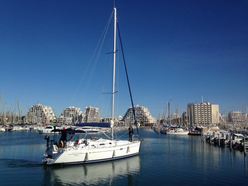 Location yacht à La Grande-Motte - Bénéteau Oceanis 343 sur SamBoat