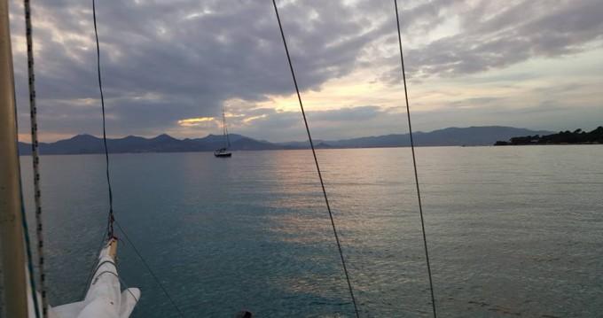 Louer Voilier avec ou sans skipper Bénéteau à Théoule-sur-Mer