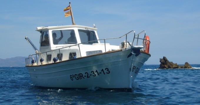 Location bateau Majoni Majoni 40 à Torroella de Montgrí sur Samboat